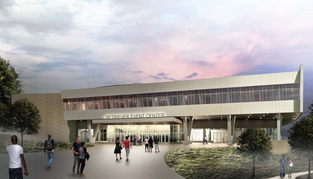 Event Center Entry Rendering 2